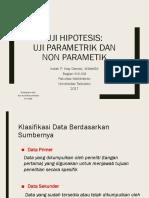 4_Parametric and Non-Parametric Test