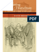 Defining Deutschtum, Lee Brodbeck