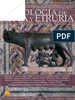 Avial Chicharro Lucía. Breve Historia de La Mitologia de Roma y Etruria.