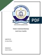 Project Proposal Ubaid