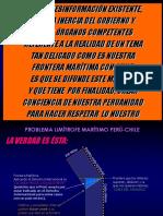 Frontera Maritima Con Chile