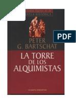 Bartschat, Peter G - La torre de los alquimistas