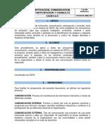 2.7 Motivacion, Comunicacion, Participacion y Consulta