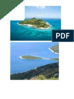 islas mar