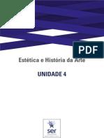 Guia de Estudos Da Unidade 4 - Estética e História Da Arte