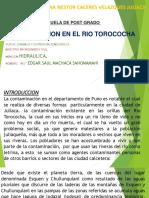 Contaminacion Rio Torococha