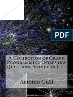 A Collection of Graph Programming Interview Questions Solved in C-