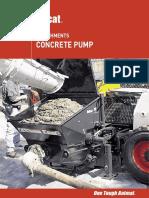En Concretepump Leaflet