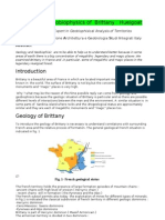 Articolo - Geology and Geobiophisics of Brittany -Huelgoat 11 Aug 2010