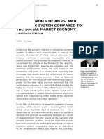 Fundamentals of an Islamic Economic System Compared to the Social Market Economy_93312