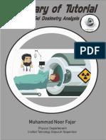 Summary from tutorial SlicerRT and Dosimetry Analysis