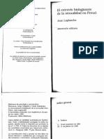 Laplanche, Jean - El extravio biologizante de la sexualidad en Freud.pdf