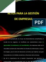 4. Retos de La Gestion Empresarial