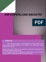 Air Industri & Air Untuk Boiler( 3 )