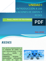 1.3 Redes de Transmision de Datos