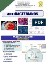 3ra Clase - Cefalosporinas, Aztreonam, Carbapenemicos