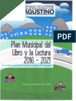 Plan Municipal Del Libro y La Lectura - El Agustino