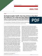 2012 Ecologic public health.pdf