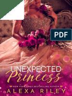 Libro Unexpected Princess
