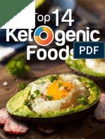 Alimentos cetogenicos