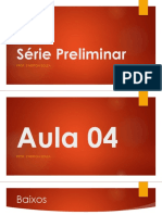 Aula 004 - Série Preliminar Acordeon