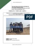 Trabajo 1 de Aguas Subterráneas universidad nacional mayor de san marcos
