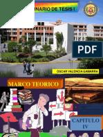 ST I El Marco Teorico