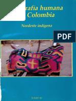 Los Bari Geografia Humana de Colombia