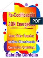 Re Codificacion ADN Energetico Gabriela Gardelin
