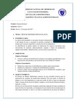 Consulta Distribucion de Plantas