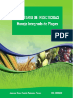 Catalogo de Insecticidas