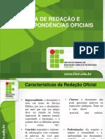 Cartilhaderedacaoecorrespondenciasoficiais 1 140602220402 Phpapp02