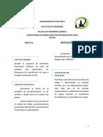 Práctica_Destilación Final I-2018