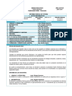 3ero b.t.p Informe Parcial de Tutoria 3parcial