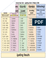 spelling t2 w6 - google docs