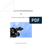The Trials of a Common Pleas Judge Chapter 25 the Fall