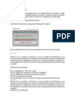 Lenguaje Libre Del Contexto