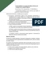 Resumen_Analisis de La Estructura Familiar