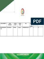 Planilla Datos Escuelas Mendoza