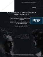 MENDES, C. A ação do lírico na dramaturgia contemporânea.pdf