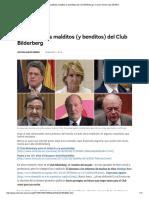 Los Españoles Malditos (y Benditos) Del Club Bilderberg _ Cronica Home _ EL MUNDO
