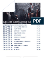 Ageless Roleplaying v2.5