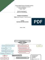 Mapa Conceptual Diarrea Secretora