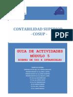 2018 - Cosup Guia de Actividades Modulo 5