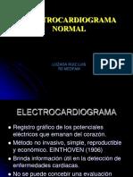 Electrocardiogram a Normal