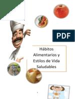 Habitos Alimenticios y Estilo de Vida Saludable