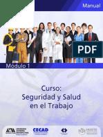 Curso Seguridad y Salud en El Trabajo 1