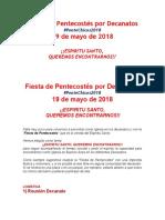 La Fiesta 2018