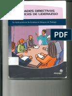 Habilidades Directivas y Técnicas de Liderazgo