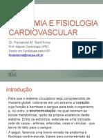 Anatomia e Fisiologia Cardiovascular